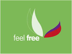 The Feel Free Vision. Green vision